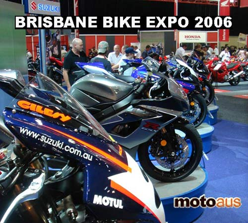 Motorcycle show in Queensland Australia