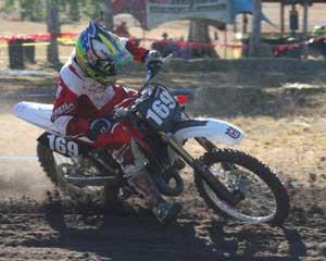 Adam Cini Husqvarna motocross