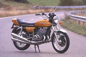 Kawasaki H2 Mach4 750