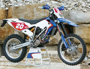 BMW 450 Enduro