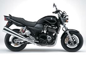 2007 Suzuki GSX1400