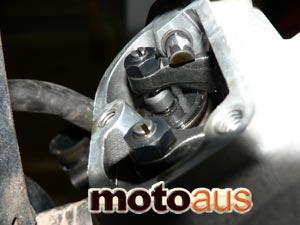 KTM 450 EXC valve clearances