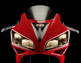 Honda cbr125 2007
