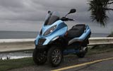 Piaggio MP3 wallpaper
