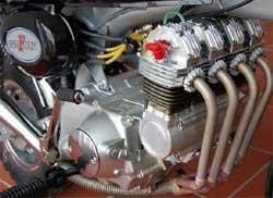 Four cylinder Z50