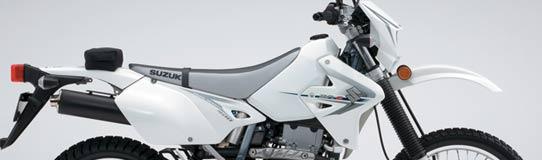 drz400 2009 white